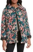 M Missoni Women's Reversible Printed Puffer Jacket