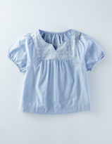 Boden Embroidered Top