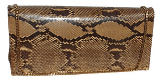 Christian Dior Other Python Clutch bags