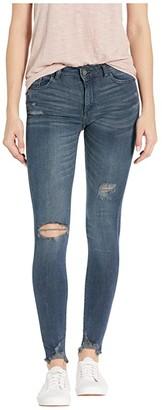 DL1961 Emma Low Rise Skinny in Kent (Kent) Women's Jeans