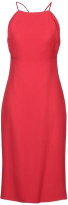 Brandon Maxwell Knee-length dresses