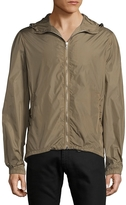 Orlebar Brown Men's Hooded Jacket - Light Beige, Size x-small