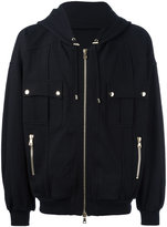 Balmain hooded jacket