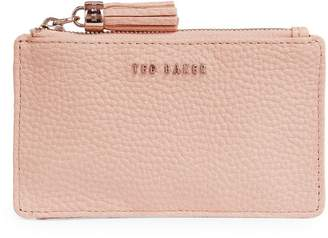 Ted Baker Sydnee Leather Credit Card Holder
