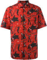 Dolce & Gabbana Mambo Siciliano shirt - men - Silk/Cotton - 39