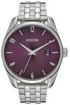 Nixon Men's Bullet Bracelet Watch, 38mm