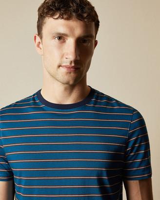 Ted Baker HERBZ Short sleeved striped t-shirt