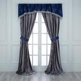 Highgate Manor Patchwork 5-piece Window Set - Blue