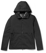 Theory Draftbreak Shell Hooded Jacket