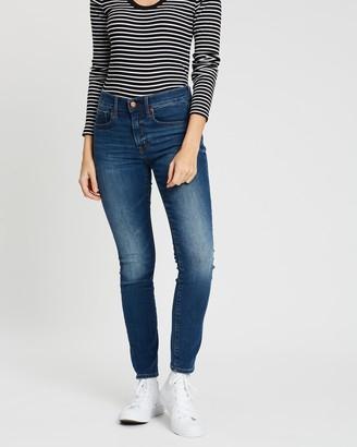 Gap Mid-Rise True Skinny Jeans