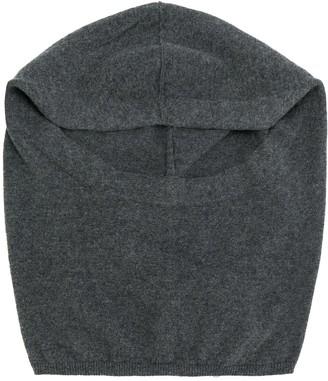 Kristensen Du Nord Cut-Out Knitted Balaclava