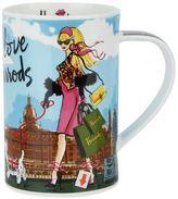 Harrods Glamorous City Mug