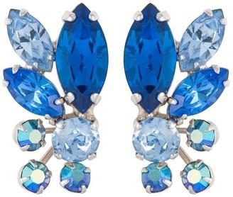 Susan Caplan Vintage 1950s Vintage G.sherman Jewels Clip-on Earrings
