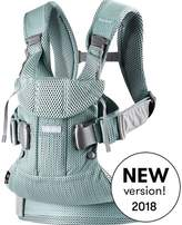 BABYBJÖRN Frost Green Mesh Air Baby Carrier One
