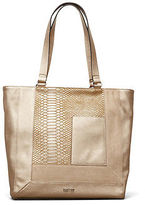 Kenneth Cole Tote Bag With Off Center Slip Pocket