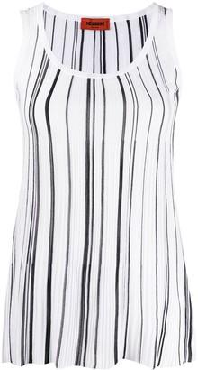 Missoni Striped-Print Vest Top