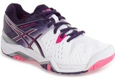 Asics 'GEL-Resolution 5' Tennis Shoe (Women)