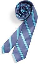 Michael Kors Boy's Stripe Silk Tie
