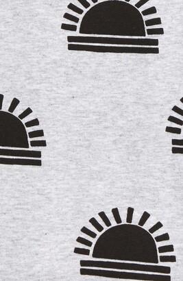 TINY TRIBE Sunshine Print Romper