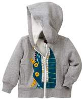 Tea Collection Dragon Teeth Zip Hoodie (Baby & Toddler Boys)