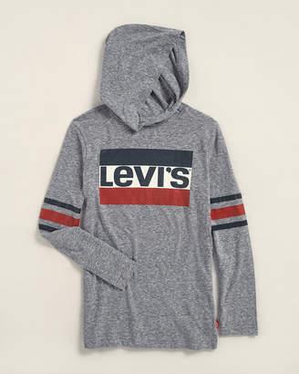 Levi's Boys 8-20) Long Sleeve Sportswear Hoodie