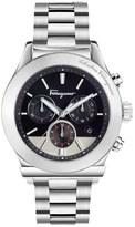 Salvatore Ferragamo '1898' Chronograph Bracelet Watch, 42mm