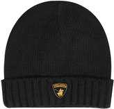 Yours Clothing SANTA MONICA Black Beanie Hat