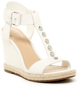 Marc Fisher Kellie Studded Wedge Sandal
