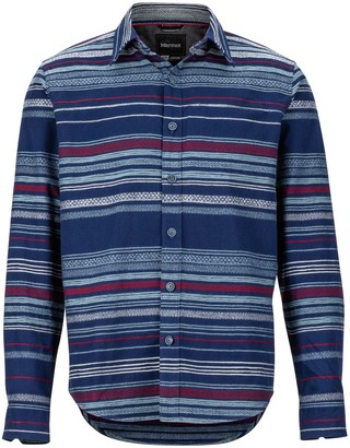 Marmot Men's Keystone Heavyweight Flannel Long-Sleeve Shirt
