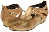 Donald J Pliner Decimas (Gold) - Footwear