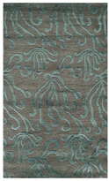 Safavieh Couture Martha Stewart Hand-Knotted Silk and Wool Rug