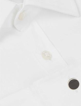 Tateossian Round cufflinks