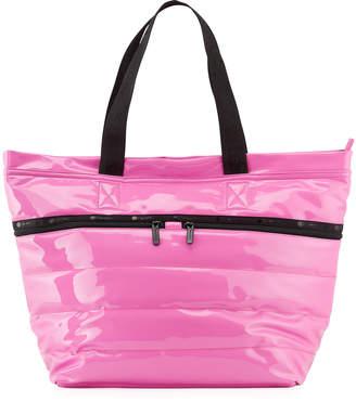 Le Sport Sac Carlin Top Zip Tote Bag