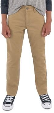 Levi's 511 Slim Fit Sueded Pants, Little Boys