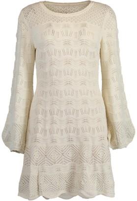 Twin-Set Slim Knit Dress
