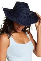 Flora Bella River Open-Weave Cowboy Hat