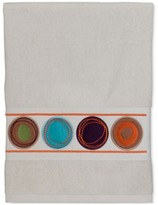 "Creative Bath Dot Swirl 20"" x 27"" Cotton Hand Towel"
