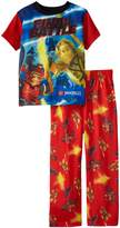 Lego Ninjago The Final Battle Pajama Set for boys (4/5)