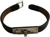 Hermes Kelly leather bracelet