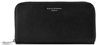 Aspinal of London Continental Clutch Zip Wallet