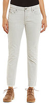 Eileen Fisher Stretch Denim Slim Ankle Jeans