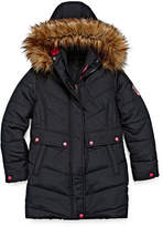 Weatherproof Girls Heavyweight 3-In-1 System Jacket-Big Kid