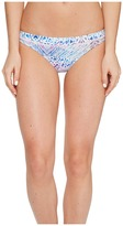 Roxy Sneak Peak Surfer Bikini Bottom Women's Swimwear
