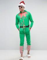 Ssdd Christmas Elf Onesie
