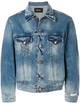 Diesel washed denim jacket