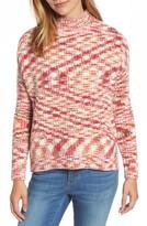 Velvet by Graham & Spencer Women's Mock Neck Sweater