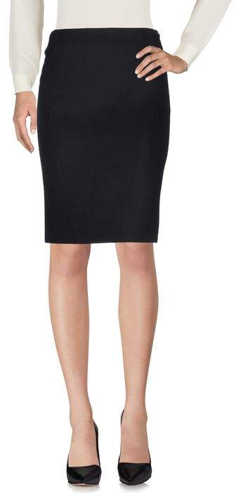 Bouchra Jarrar Knee length skirt