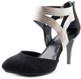 Alfani Sennah Women US 7.5 Black Heels