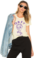 Obey Good Times Roll Babydoll Tee