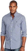 Polo Ralph Lauren Big & Tall Poplin Long-Sleeve Woven Shirt